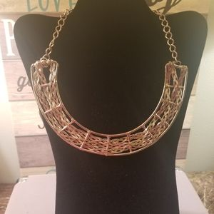 Gold Plated Chain Costume Jewelry